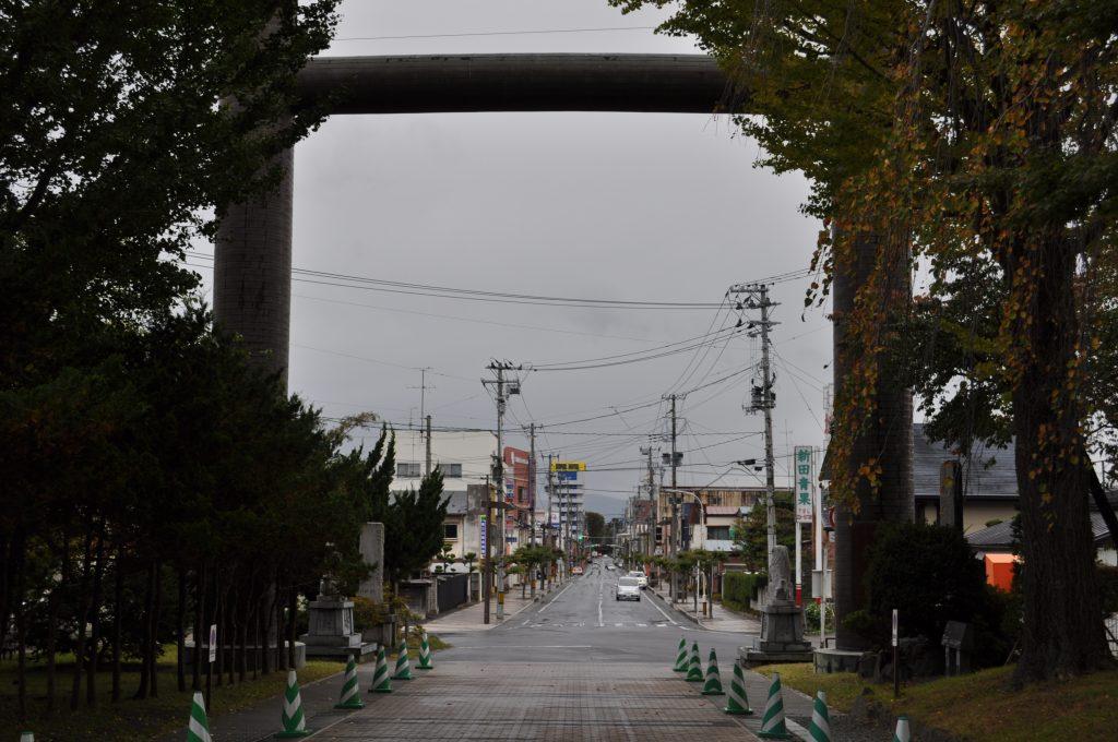 2017年5月4日太素祭 青森県十和田市を構想した宇宙人 新渡戸傳をこころあらたに祀る時